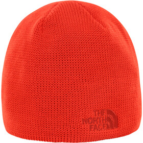 The North Face Bones Recycled Bonnet, fiery red/cardinal red